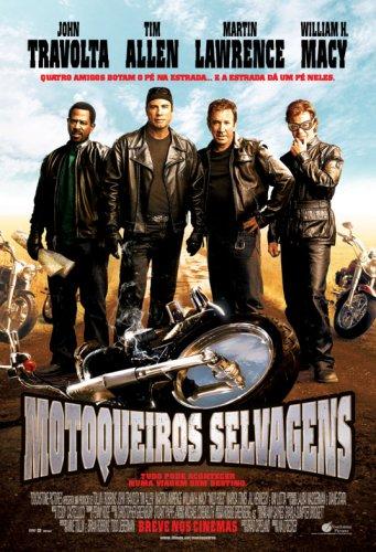 Poster do filme Motoqueiros Selvagens