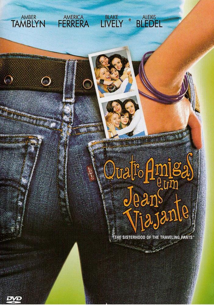 Poster do filme Quatro Amigas e um Jeans Viajante
