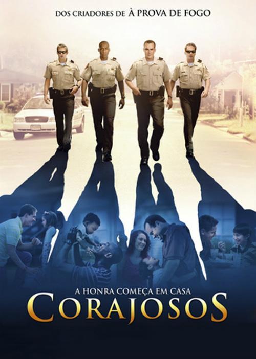 Poster do filme Corajosos