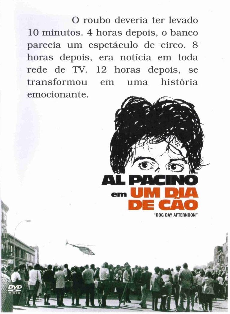 Poster do filme Um Dia de Cão