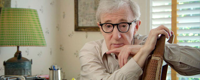 Woody Allen irá produzir nova série de TV para a Amazon