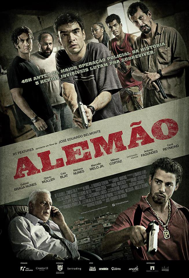 Poster do filme Alemão