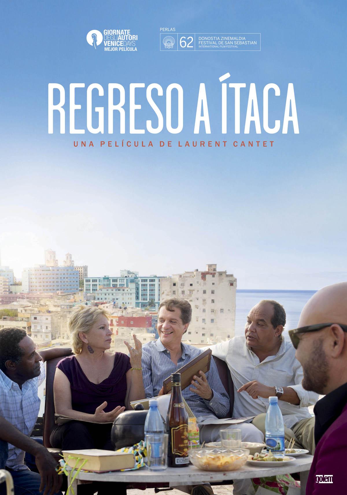 Poster do filme Retorno a Ítaca