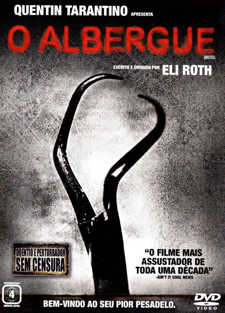 Poster do filme O Albergue