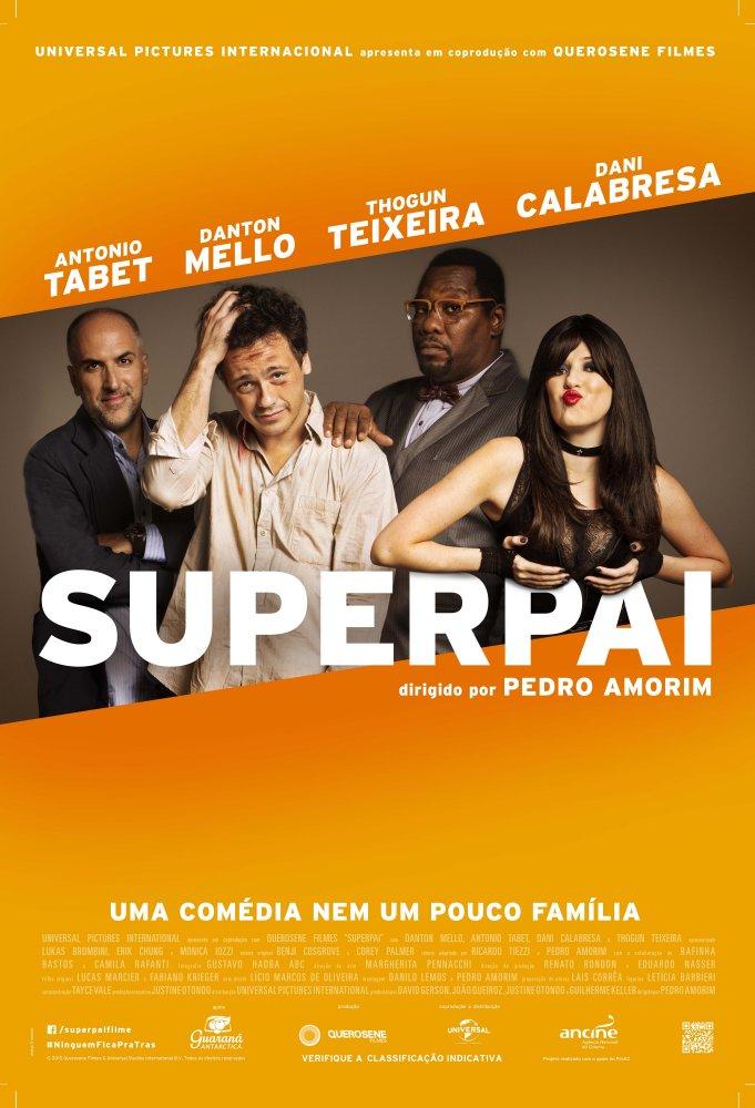 Poster do filme Superpai