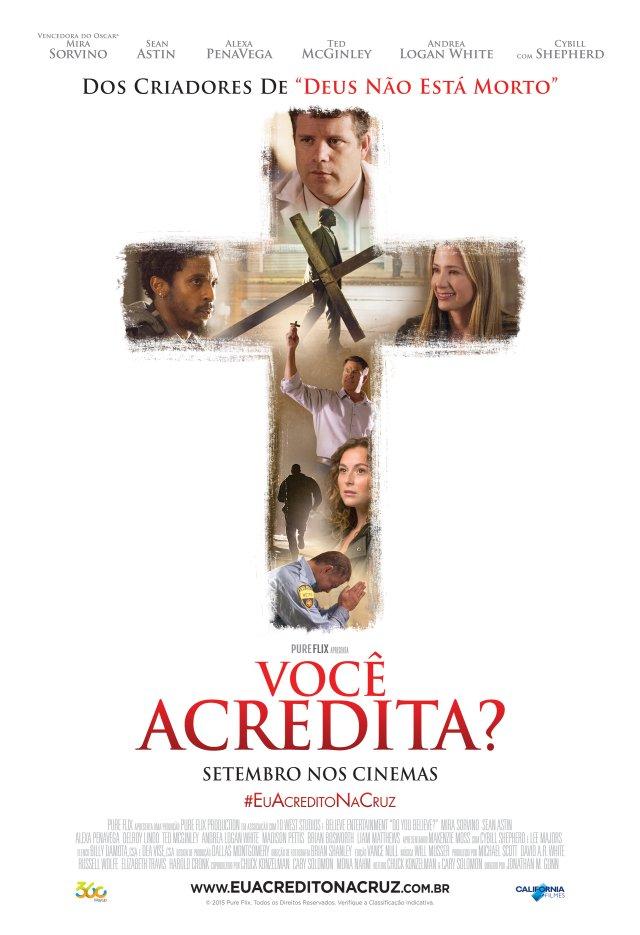 Poster do filme Algo Em Que Acreditar