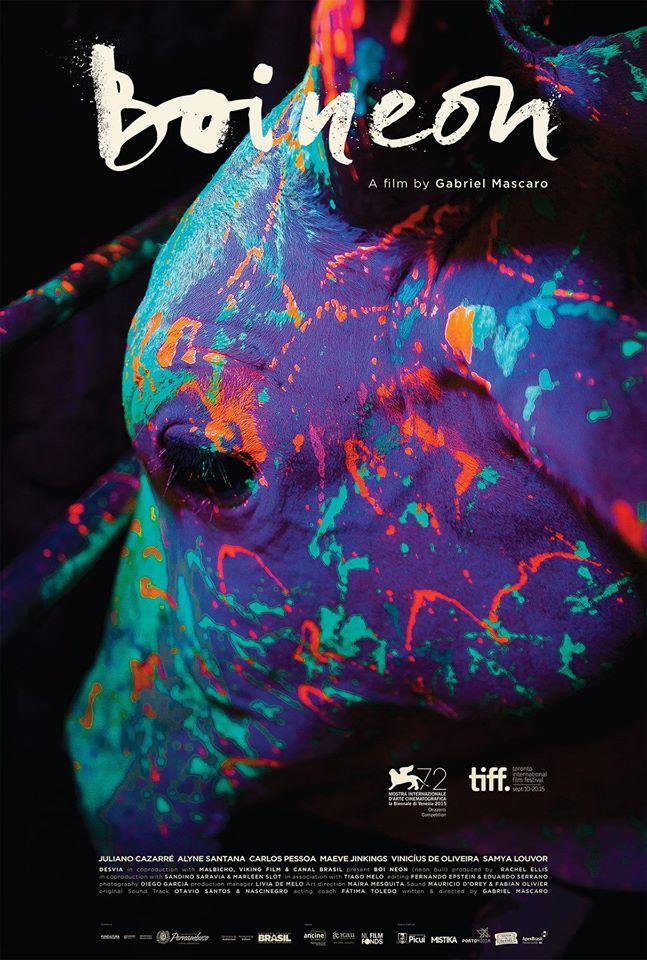 Poster do filme Boi Neon