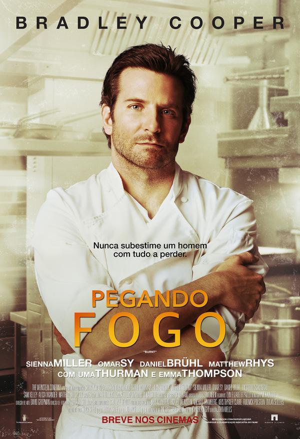 Poster do filme Pegando Fogo