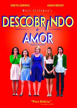 Poster do filme Descobrindo o Amor