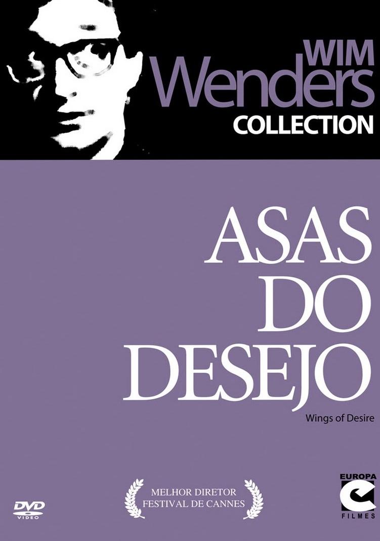 Poster do filme Asas do Desejo
