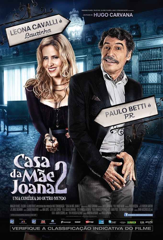 Poster do filme Casa da mãe Joana 2