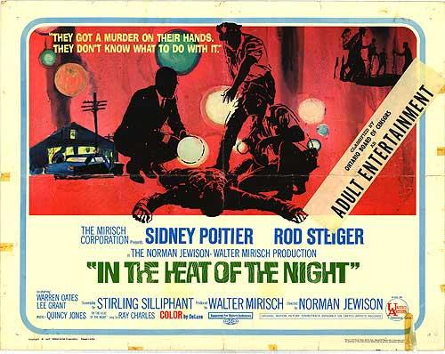 Poster do filme No Calor da Noite