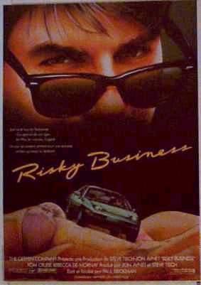 Poster do filme Negócio Arriscado