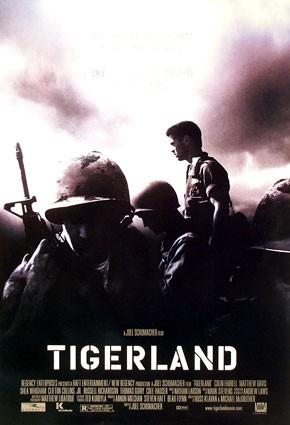 Poster do filme Tigerland - A Caminho da Guerra