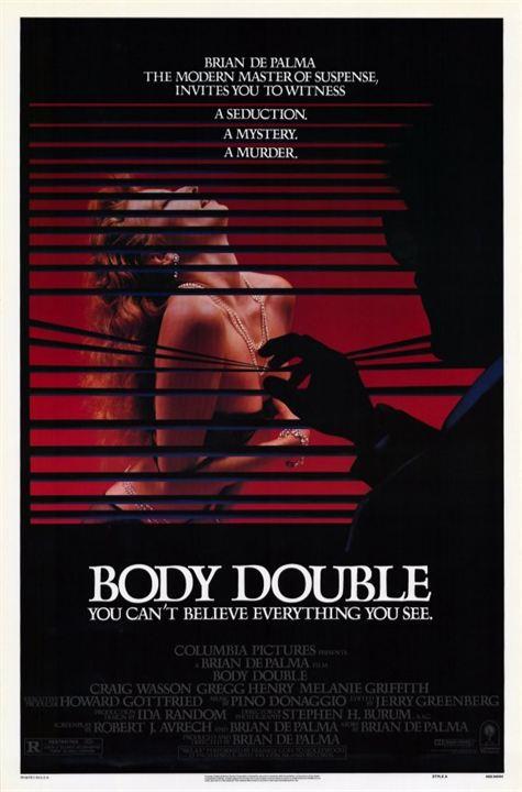 Poster do filme Dublê de Corpo