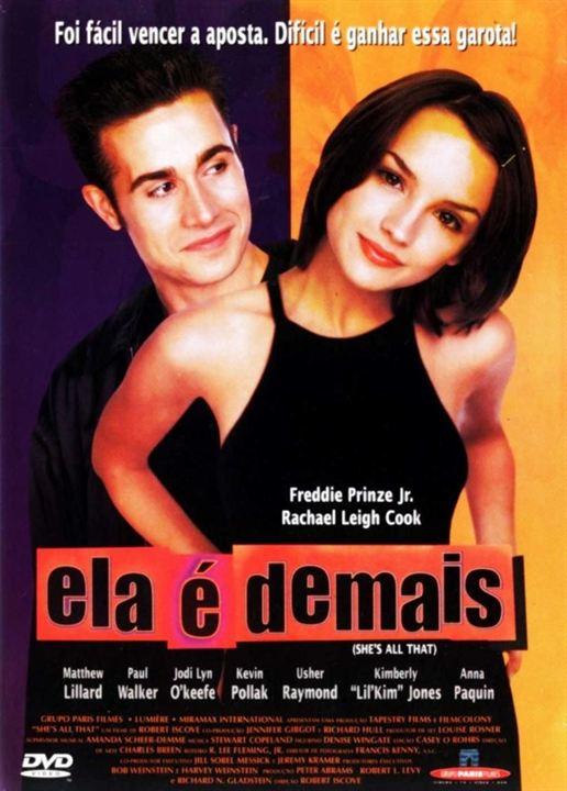 Poster do filme Ela é Demais