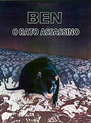 Poster do filme Ben, O Rato Assassino