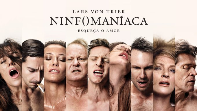 Poster do filme Ninfomaníaca: Volume 1