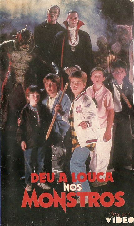 Poster do filme Deu a Louca nos Monstros