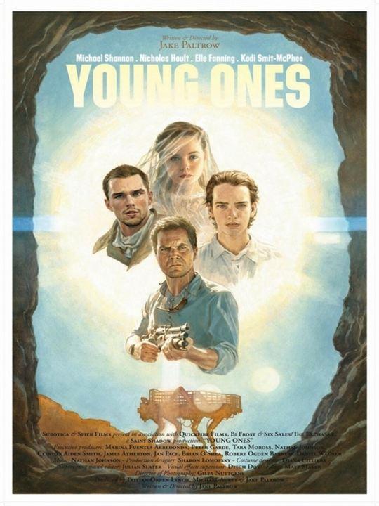 Poster do filme Os Mais Jovens