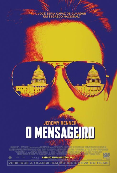 Poster do filme O Mensageiro