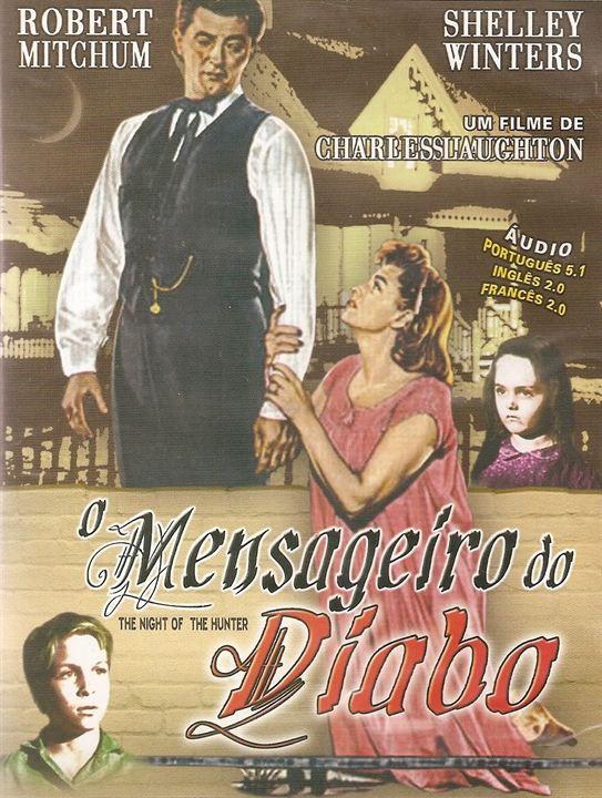 Poster do filme O Mensageiro do Diabo