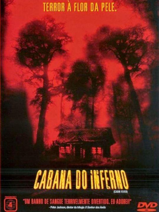 Poster do filme Cabana do Inferno