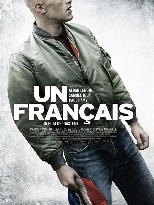 Poster do filme Sangue Francês