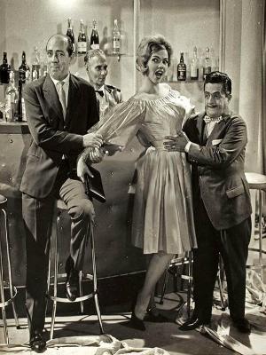 Poster do filme Marido de Mulher Boa