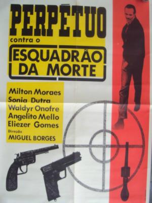Poster do filme Esquadrão da Morte