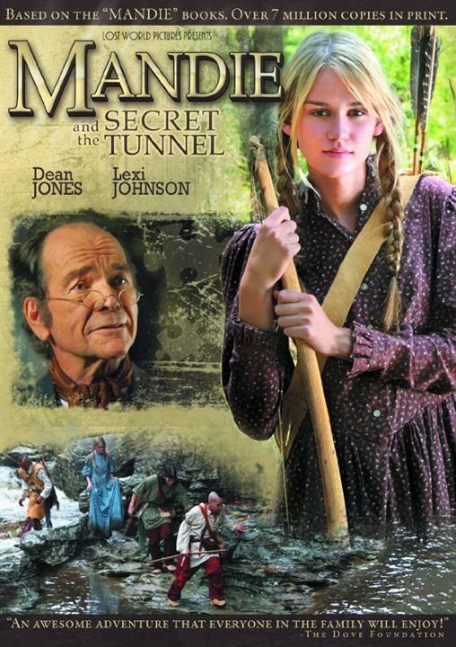 Poster do filme Mandie e o Túnel Secreto