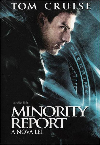 Poster do filme Minority Report - A Nova Lei