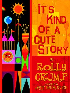 Theme Park Book - It's Kind of a Cute Story