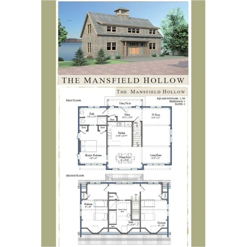 Medium Crop Of Barn House Plans