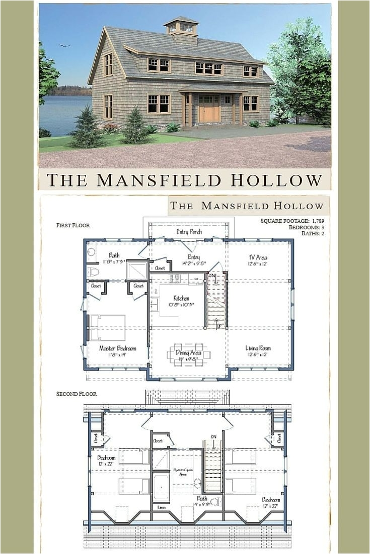Large Of Barn House Plans