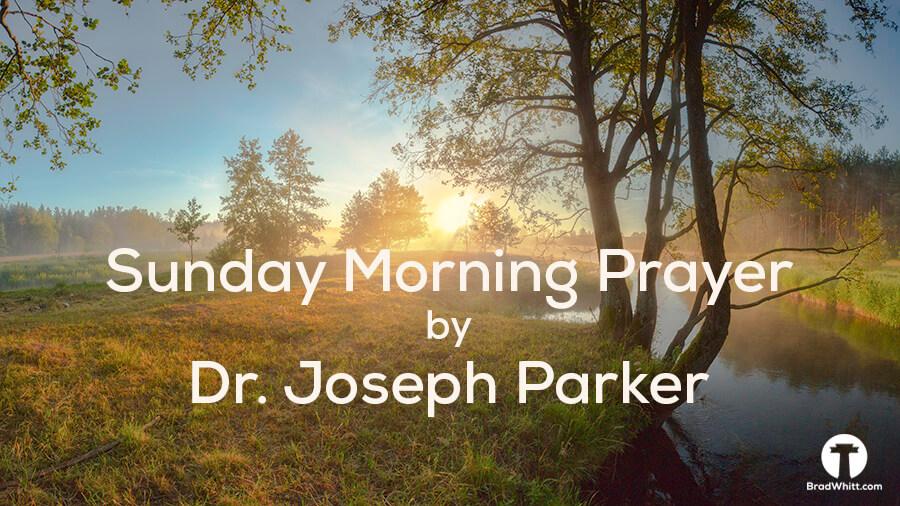 Sunday Morning Prayer 7.3.16