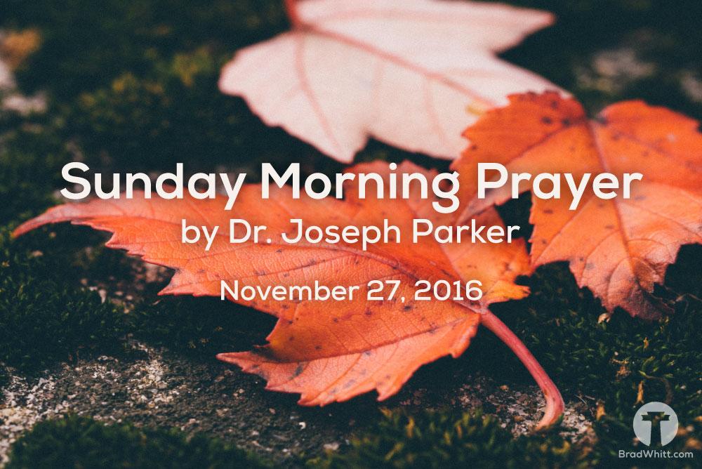 sunday-morning-prayer-november-27-2016