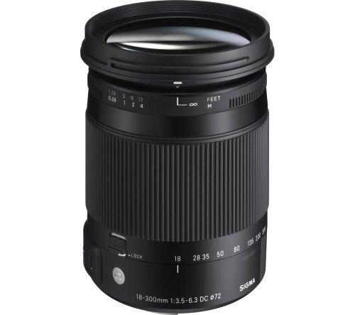 Medium Of Nikon 18 300
