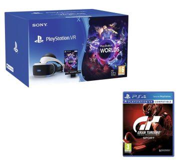 SONY PlayStation VR Starter Pack & Game Bundle