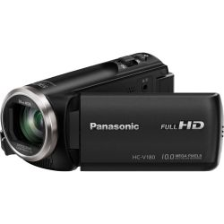 Small Crop Of Panasonic Video Camera