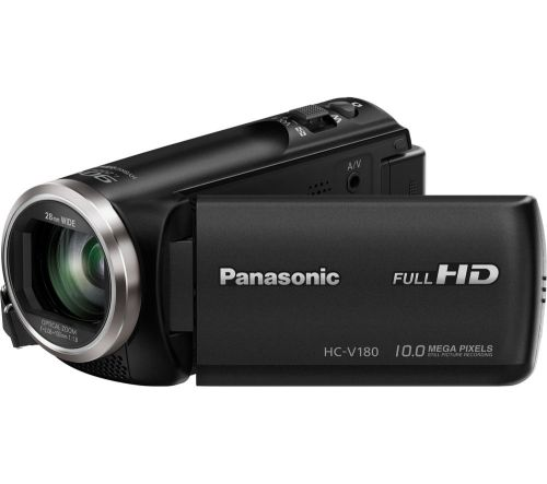 Medium Of Panasonic Video Camera