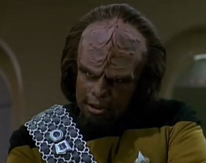 You Should Watch This: Everybody Hates Worf