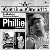 "[ The Distribution ] Phillie & Lord Jessiah Allah ""Crimeline Chronicles"""