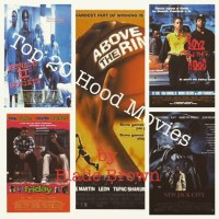 """Top 20 Hood Movies"" By Blade Brown"