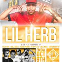 Event: Lil Herb Live at the Rex Theater in Pittsburgh