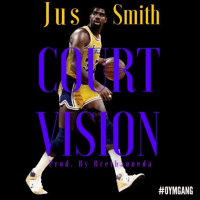 "Jus Smith ""Court Vision"" (Prod by  Dre Tha Oneda)"