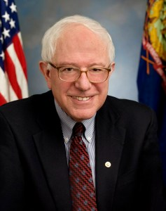 Bernie Sanders official Senate photo