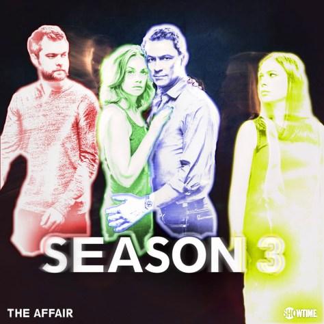Showtime, The Affair
