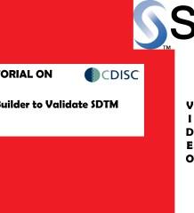 sas CDISC SDTM