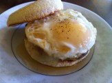 MP English Muffin With Sausage and Egg